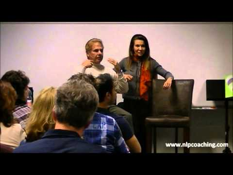 NLP Coaching | Time Line Therapy® Demo, Tad & Adriana James