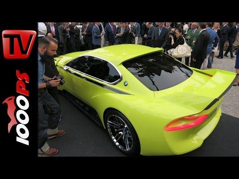 BMW 3.0 CSL Hommage Sound, Exterior, Interior
