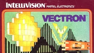 Classic Game Room - VECTRON review for IntelliVision