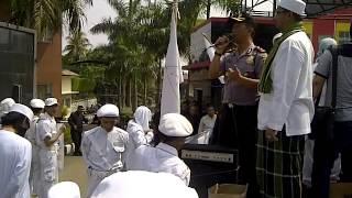 Pawai  Syariah DPW FPI BOGOR RAYA