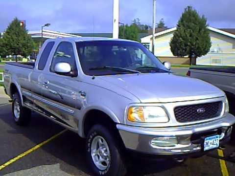1998 Ford F150 Super Cab Youtube