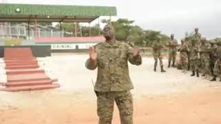Zambian Army Praises God - Elyonchili Nomweo #ZambianGospelMusic