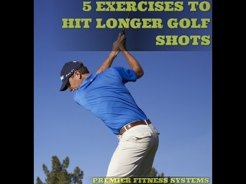5 Exercises To Increase Hip And Torso Speed For Longer Golf Shots