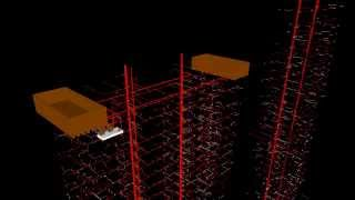 FIRE PROTECTION SYSTEM IN HIGHERISE BUILDING WITH AUDIO