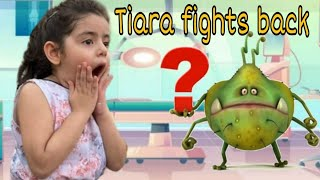Tiara And Her Friend Story #Kids Stay at Home#Kids Funny Story#Stay Home Stay Safe