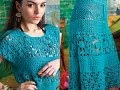 #2 Lace Band Dress, Vogue Knitting Crochet 2013 Special Collector's Issue