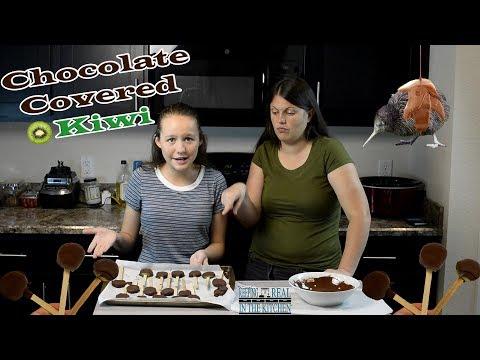 Chocolate Covered Kiwi Fruit I Episode 79
