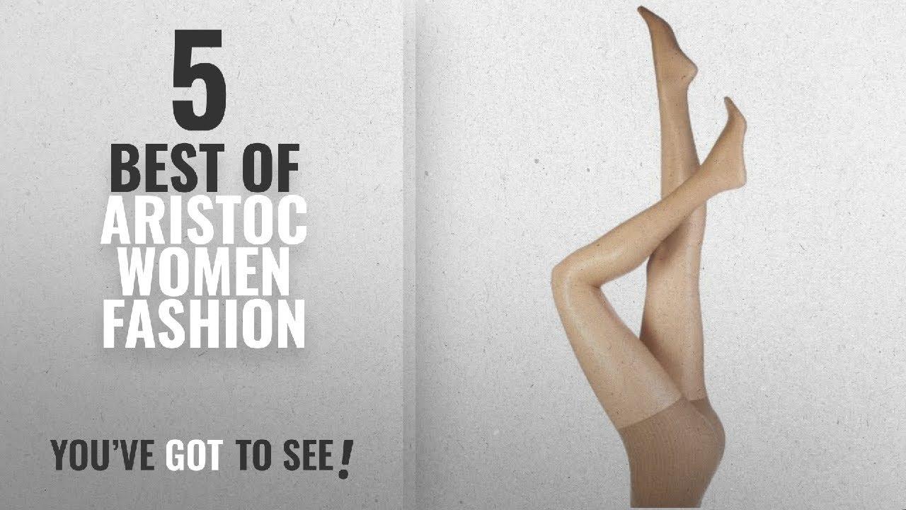 e8f20c5b6 Aristoc Women Fashion  2018 Best Sellers   Aristoc Women s 1 Pair 10 Denier  Ultra Shine Control Top