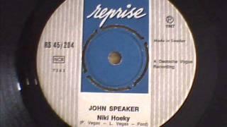JOHN SPEAKER - NIKI HOEKY