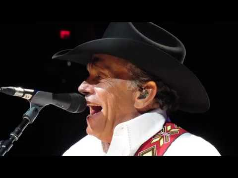 George Strait - Amarillo By Morning/FEB 2, 2018/Las Vegas, NV/T-Mobile Arena