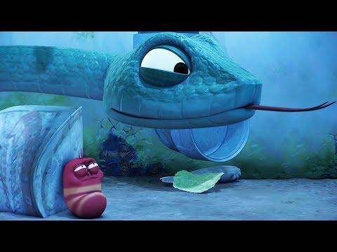 LARVA - SNAKE HUNT | Cartoon Movie | Cartoons For Children | Larva Cartoon | LARVA Official