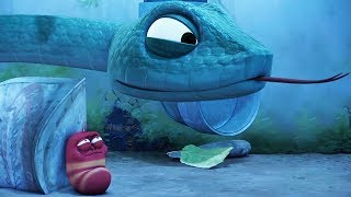 LARVA - SNAKE HUNT | Cartoon Movie | Cartoons For Children | Larva Cartoon | LARVA Official