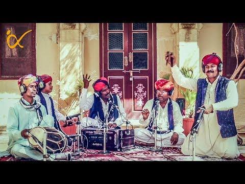 Gaffur Khan - Meetho Bol Papiha (Anahad Foundation - Folk Music Rajasthan)