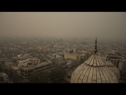 New Delhi pollution prompts health emergency