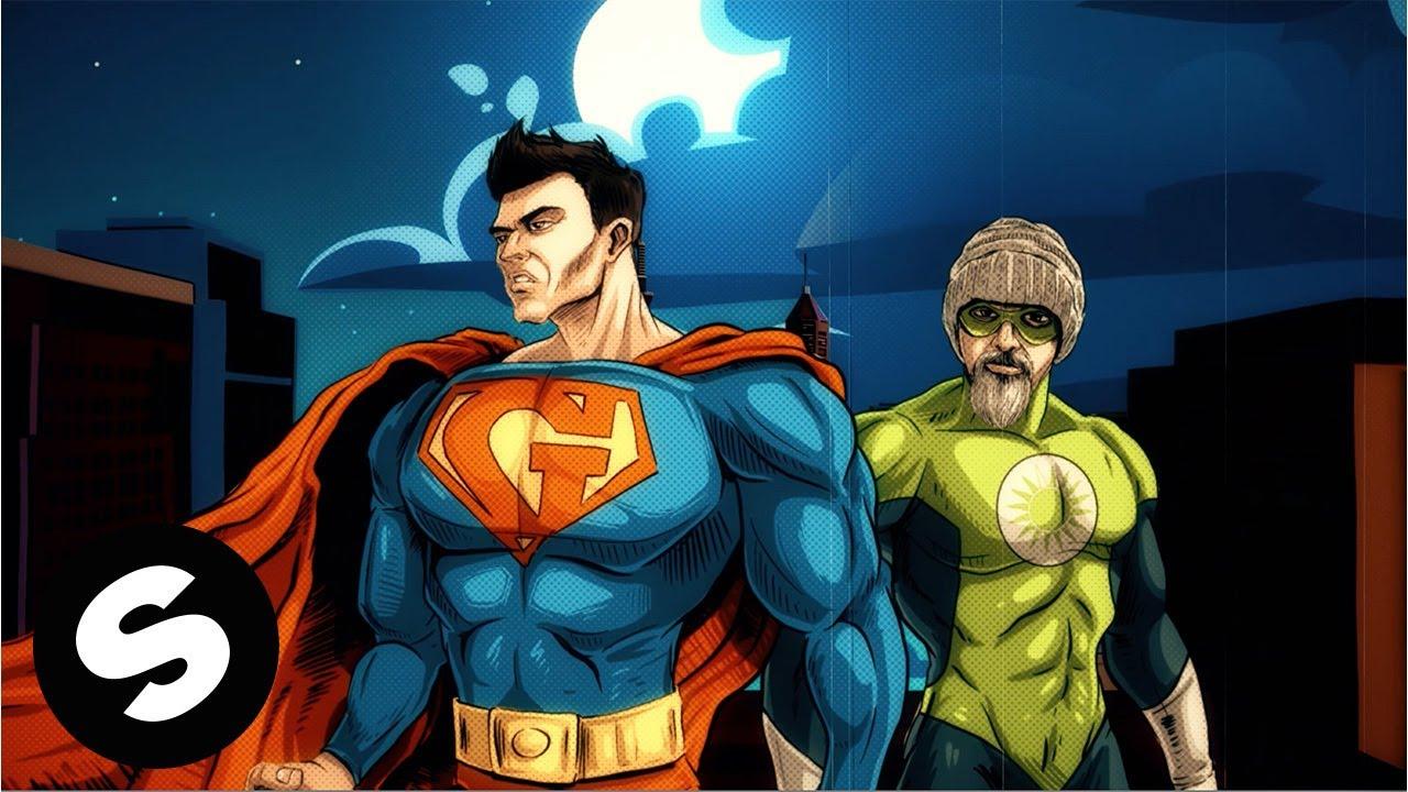 Gabry Ponte, Roberto Molinaro - Superman (Official Music Video)