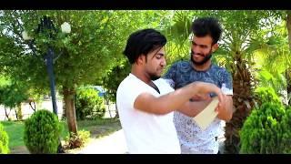 تحشيش اغنية حبك يدك بالراس#ضرغام_العراقي فديو كليب 2018
