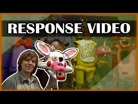 Puppet show: Response Video #3