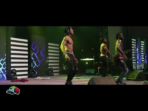 Ghana Boys killing it at Ghana Music Awards UK