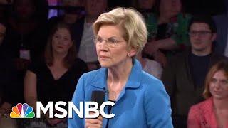 Elizabeth Warren: Unions Will Rebuild America's Middle Class | All In | MSNBC