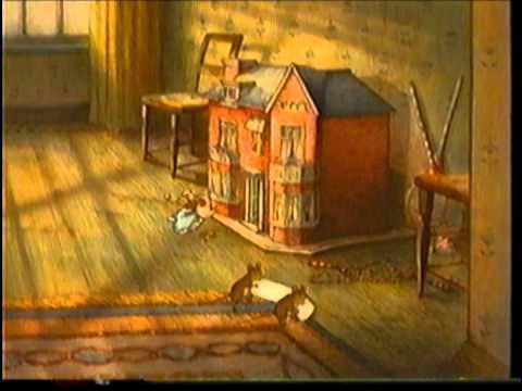 Peter Rabbit e seus amigos - Volume 4 - O Conto dos Coelhinhos Flocos e Dona Ratinha e Conto dos