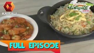 Arabian Kitchen Magic 06/12/16 Full Episode