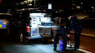 Polisens yttre befäl Per Svensson efter dödsskjutningen på Rosengård