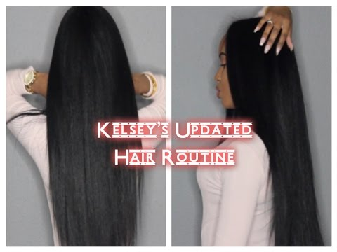 kelsey's-updated-hair-routine