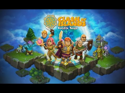 Clash of Islands - Android Gameplay HD