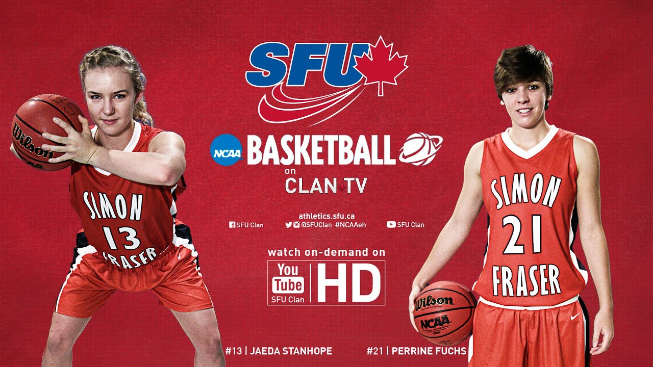 SFU Clan Women's Basketball: SFU vs. UAA - February 19 ...