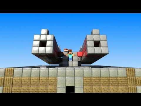 MINECRAFT 2 trailer fan film