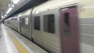 215系回送 東京発車