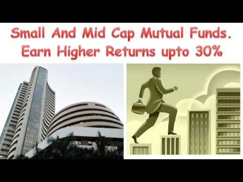 Mid and Small Cap Funds | High Growth upto 30% | Best Funds In India
