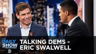 Talking Dems - Eric Swalwell Audience Q&A | The Daily Show