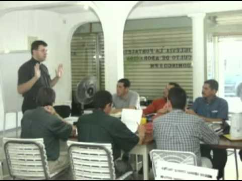 2004 fundraising video for church in Maracay, Venezuela