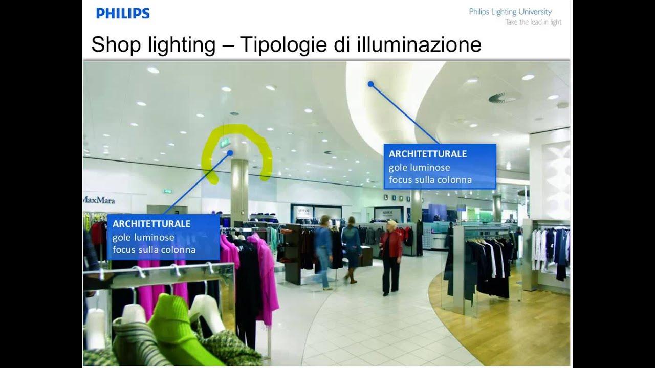L Esperienza D Acquisto Nel Negozio Moderno I Webinar Di Philips Lighting University