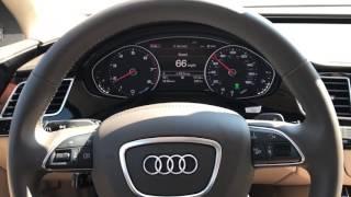 Audi A8 L Autopilot beta 2017 first look