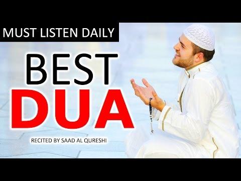 BEST DUA EVER ᴴᴰ   Must Listen Daily   Powerful Supplication!