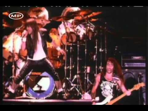 Iron Maiden - Live At Donington 1992 - 5. Can I Play With Madness