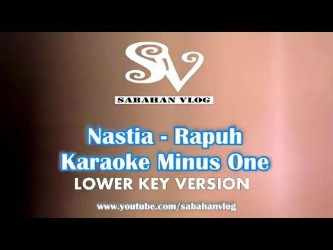 Rapuh - Nastia - Karaoke Minus One_Sabahan VLog (OST Papa ... Nastia Rapuh