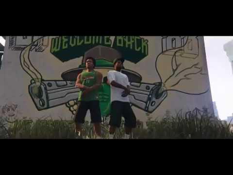 Anuel aa ft Ñengo flow 47 (gta 5)
