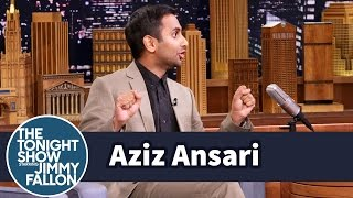 Download Aziz Ansari Got a Car Stuck Between Two Buildings in Italy Mp3 and Videos