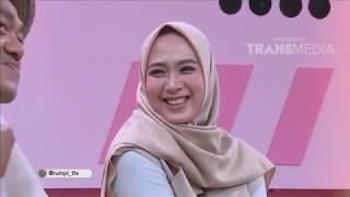 RUMPI - Lucu ! Pertanyaan Fitnah Atau Fakta Tentang Melky & Dewi (9/5/18) Part 2