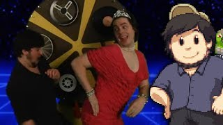 Malkovich's Gaming Game Show - JonTron