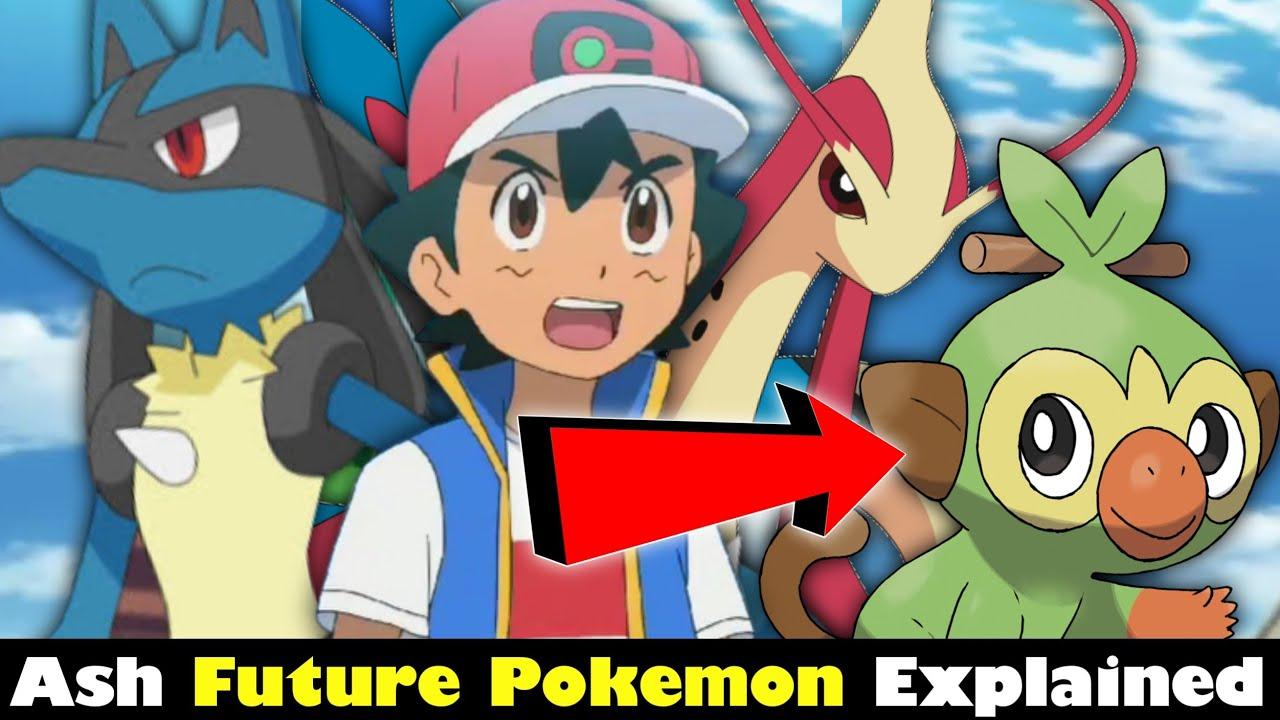 Ash Upcoming Pokemon Explained in hindi | Ash Riolu evolve kab hoga | Sword and shield in Hindi