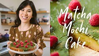 Bakery vs Homemade MATCHA MOCHI CAKE | HONEYSUCKLE