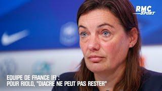 Equipe de France (F) : Pour Riolo,