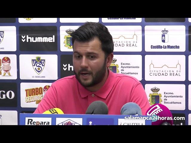 Declaraciones de Astu tras el partido de playoff contra el Socuéllamos