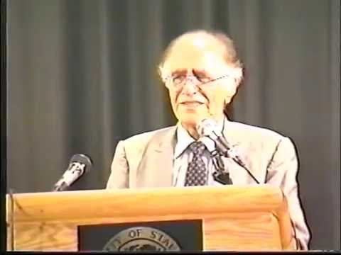 Ahmad Nadeem Qasmi [ International Mushaira 1998 Houston]