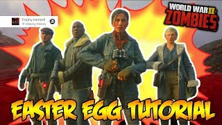 """Video WW2 ZOMBIES """"THE DARKEST SHORE"""" 