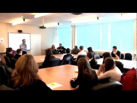 Video Exclusive: Youth Forum at Irvine Royal Academy